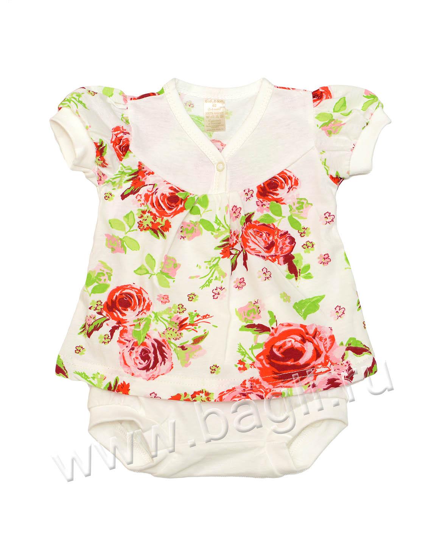 Трикотажная одежда для девочки