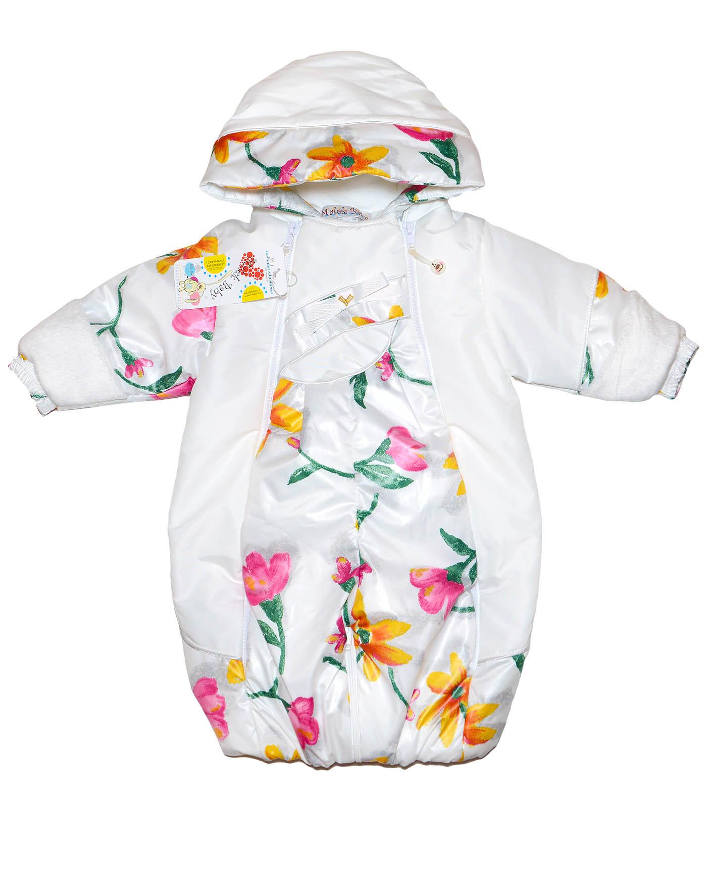 Фото весенний комбинезон для новорожденного