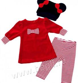 Комплект для девочки Минни Маус от Baby Boom