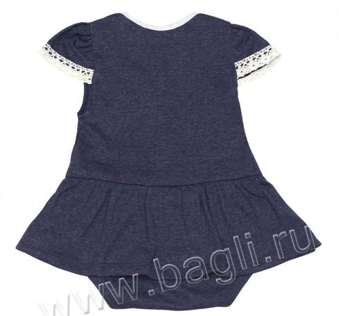 Фото Летнее боди-платье для девочки, Baby Boom