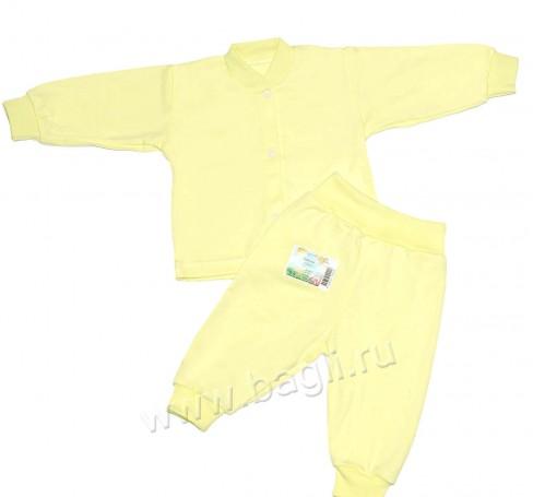 Фото Комплект для новорожденных Яник: кофточка и штанишки