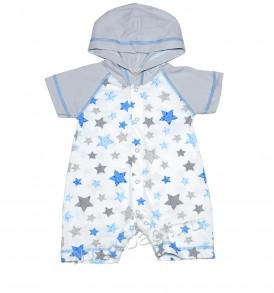Фото Песочник Звезды, с капюшоном. Baby Boom