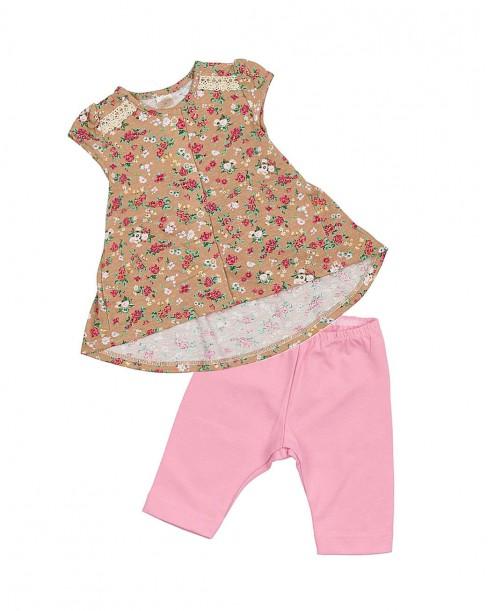 Фото Летний комплект для девочки Кантри-4, Baby Boom