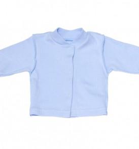 Фото Комплект для новорожденных Алёна, 4 предмета, голубой