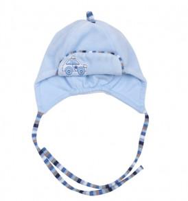 Шапочка на подкладке для новорожденных