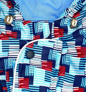 Фото Демисезонный комбинезон для мальчика Krabi, мембрана