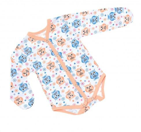 Фото Легкий боди для новорожденных. Алена