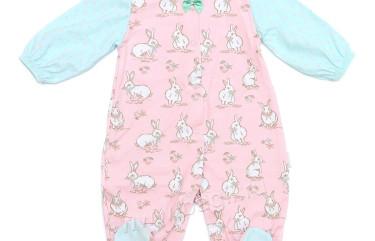 Комбинезон для девочки Кролики BabyBoom