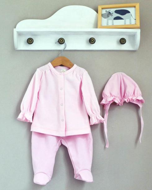 Фото Комплект для новорожденных Белоснежка, розовый. Baby Boom.