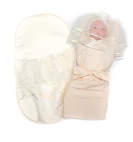 Фото Конверт-кокон для новорожденных Нарядный, Осьминожка