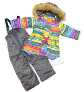 Зимний детский комплект Радуга, Lapland