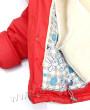 Фото Зимний комплект для мальчика Boy, красный. Lapland