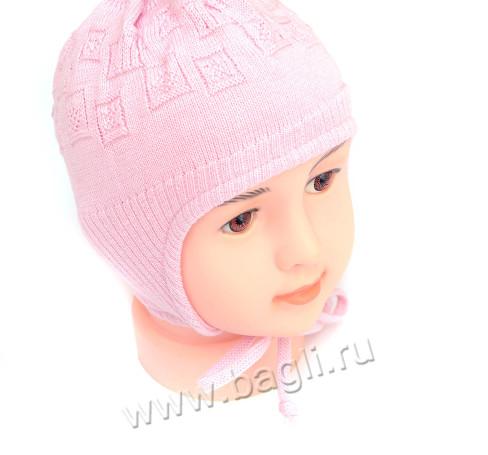 Фото Шапка на изософте для новорожденных девочек TuTu, Польша