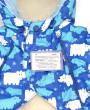 Конверт-трансформер 2в1 Север синий