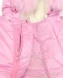 Фото Трансформер на изософте и овчине Розочка, розовый: зима – демисезон. Беларусь