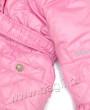 Фото Зимний комплект на изософте для девочки Розочка, розовый. Egorka, Беларусь