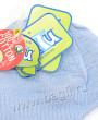 Фото Шапка на изософте для новорожденных мальчиков. TuTu, Польша