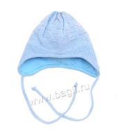 Шапка на изософте для новорожденных мальчиков TuTu
