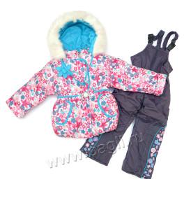 Зимний комплект для девочки Эльвира НикаСтиль на www.bagli.ru