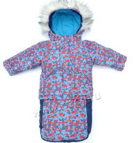 Зимний комплект-тройка 3в1 Lapland на Bagli.ru