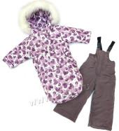 Фото: Зимний костюм для девочки Флори - купить на Bagli.ru