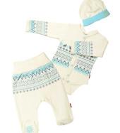 Комплект для мальчика Жаккард 3 предмета - купить на bagli.ru