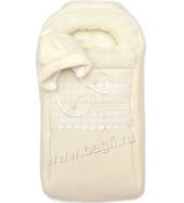 Фото: Меховой комплект из 3 предметов Таддео-Люкс, пальтовая ткань