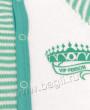Фото Утепленный комбинезон с капюшоном Тэлли, зеленый. Свет Мария