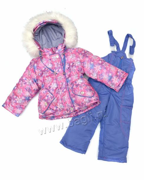Фото: Зимний комплект для девочки LT-Kids - купить на Bagli.ru