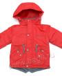 Фото Демисезонный мембранный комплект для мальчика, красный. Lapland