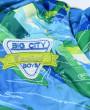 Фото Демисезонный комплект на изософте Принт, голубой. Egorka, Беларусь