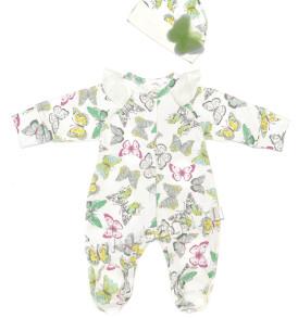 Купить комплект на выписку Бабочки Baby Boom