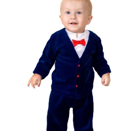 Фото Комплект для новорожденных мальчиков Дресс-код. Baby Boom