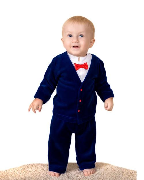 Фото: Нарядный комплект для новорожденных Дресс-код Baby Boom