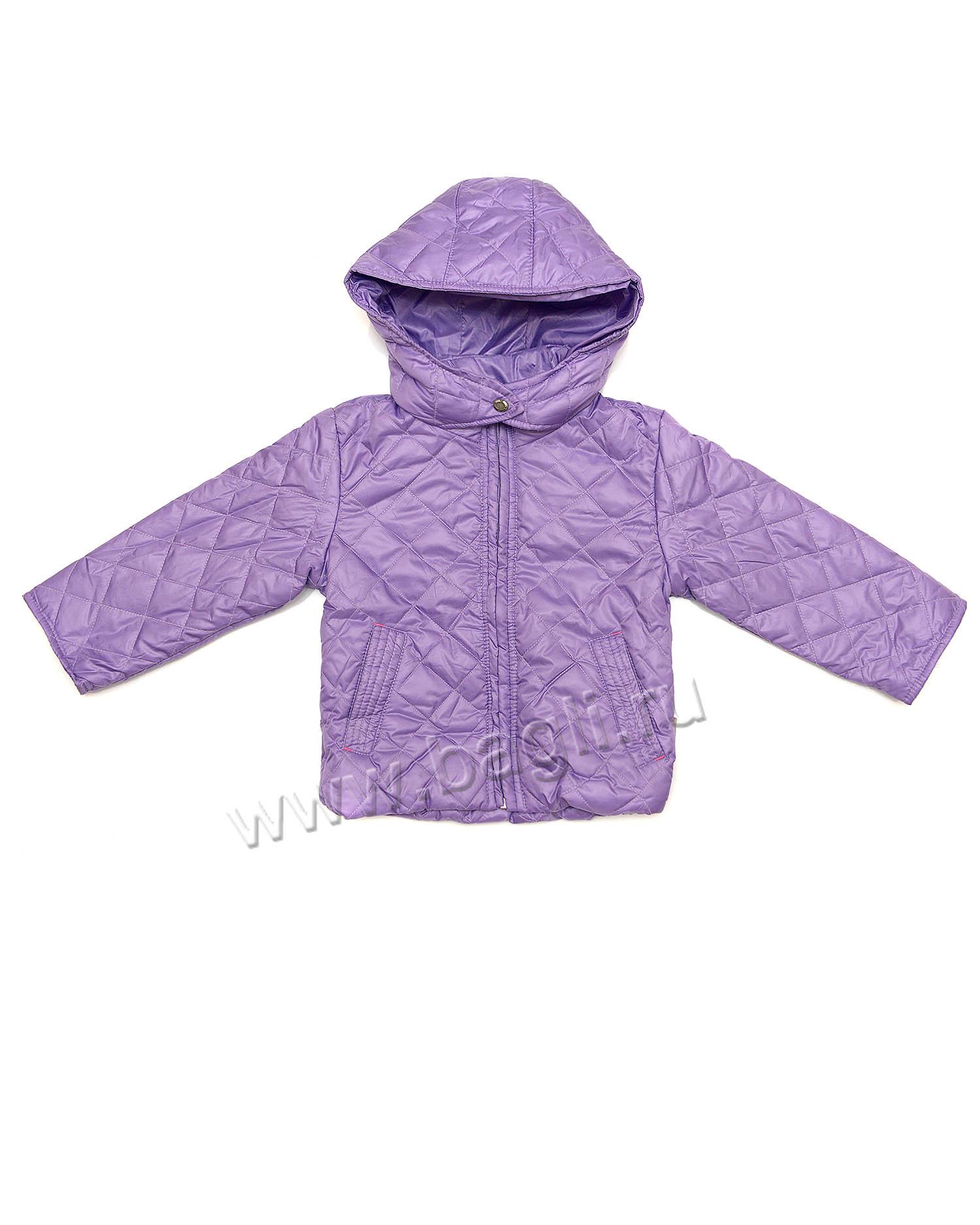 Демисезонная куртка Pikolino сиреневая
