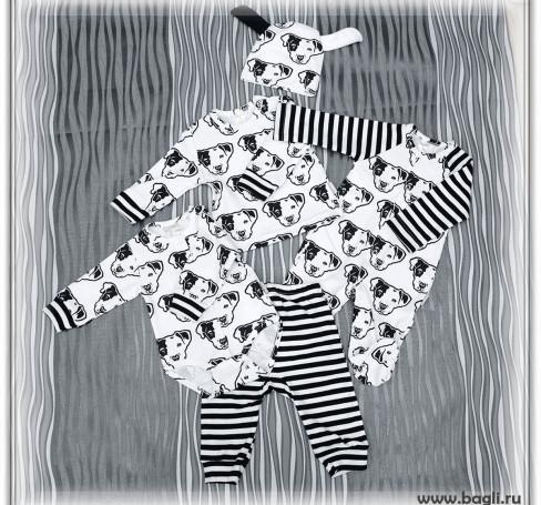 Фото Детский подарочный комплект Малыш Спотти. Baby Boom