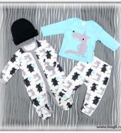 Детский подарочный комплект Бубль-Гум Baby Boom