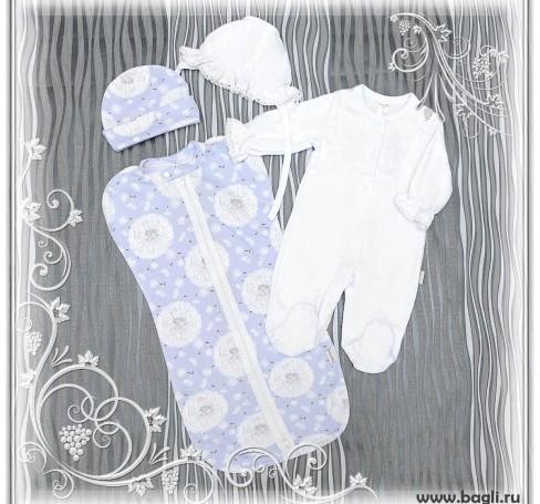 Фото Сет для новорожденных Baby Boom Винтаж