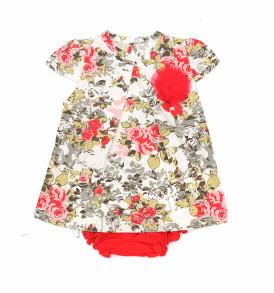 Летний комплект для девочки Розы Baby Boom купить