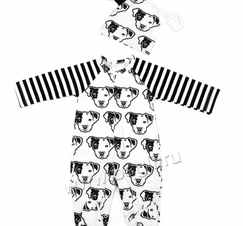 Фото Детский комплект Малыш Спотти. Baby Boom