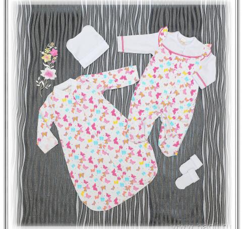 Фото Сет для девочек Baby Boom размер 62-68