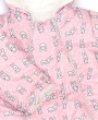 Фото Демисезонный комбинезон Зайка розовый. Разбойники