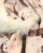 Фото Мембранный комплект для девочки Панда. Флори
