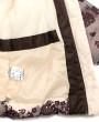 Фото Мембранный костюм с опушкой Алюша Алиса