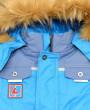 Фото Зимний комплект Юниор, яркий голубой. LT-kids, Беларусь