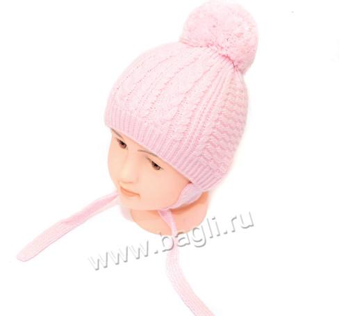 Фото Зимняя шапка для девочек. Grandcaps, Россия