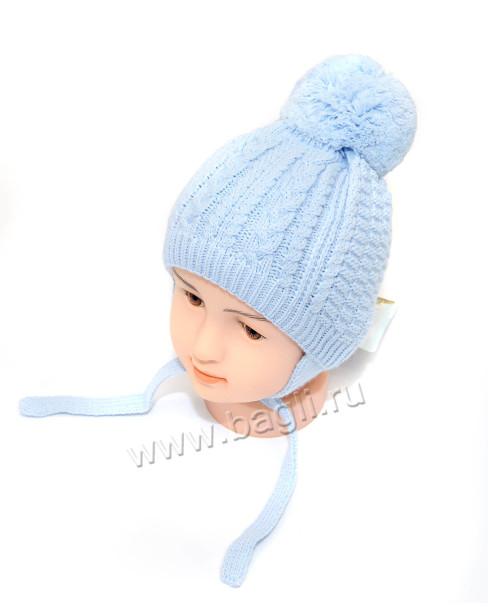 Фото Зимняя шапка для мальчиков. Grandcaps, Россия