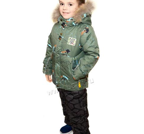 Фото Зимний мембранный комплект Hunter. Favorite, Беларусь