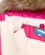 Фото Мембранный комбинезон Bunny розовый, Алюша