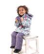 Фото Весенний комплект для девочки Эльза. Lapland